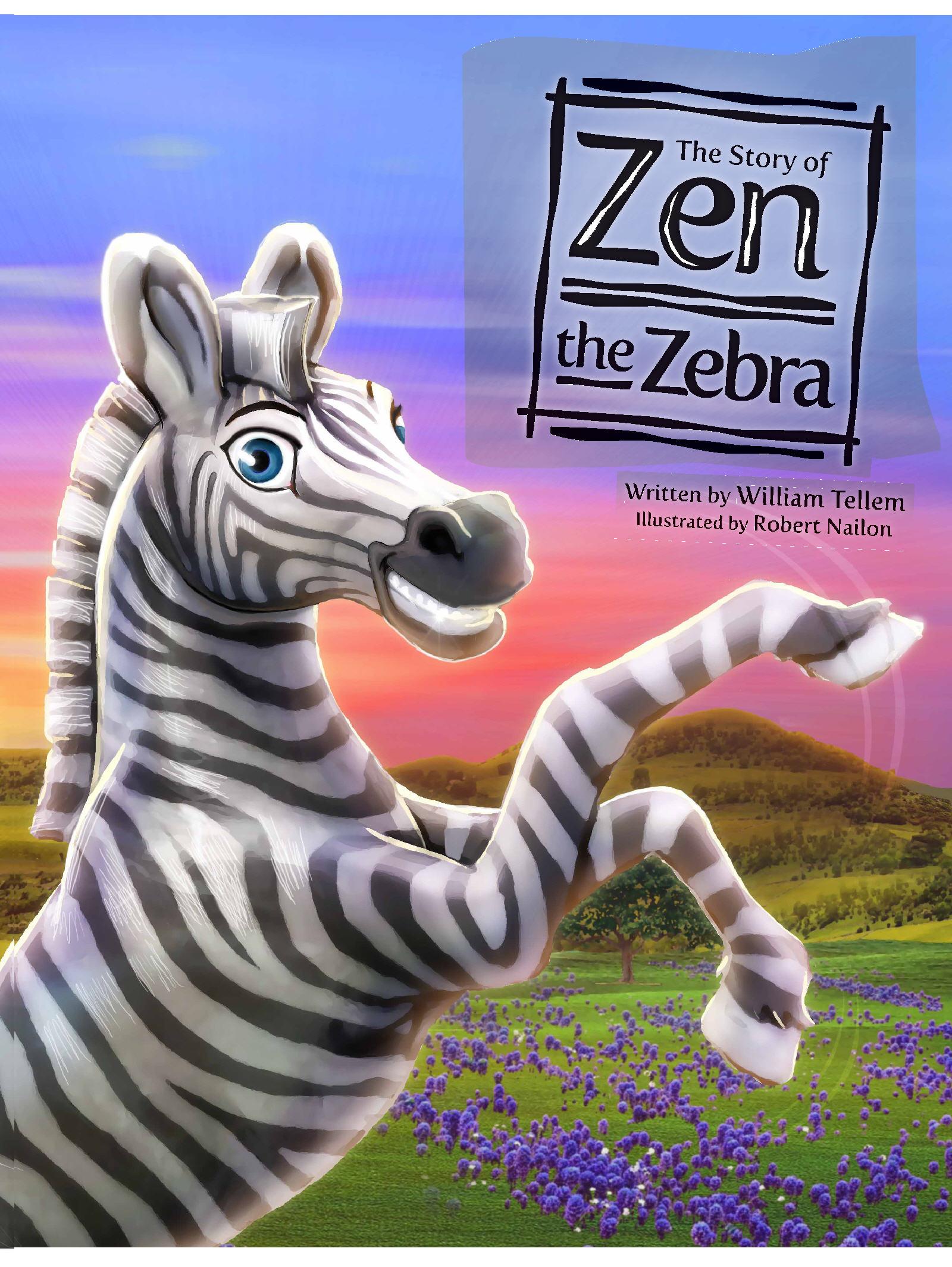 Zen The Zebra